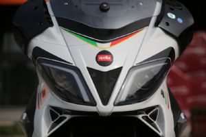 阿普利亚SR MAX 250细节实拍