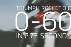 凯旋2458cc火箭三 即将进入国内