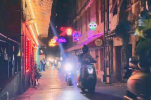 重庆标致狮友会骑行活动视频