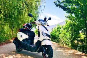 摩托车是另一种生活