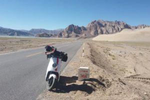3万公里,-41℃极寒,小牛骑士用261天环游中国