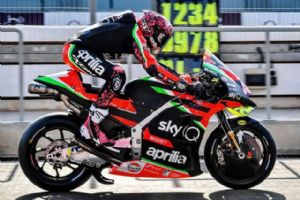 MotoGP技术杂谈阿普利亚新RS-GP工厂赛车