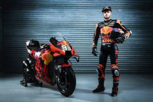 KTM宣布佩鲁奇明年加入卫星车队Tech3