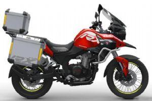 颜值在线,又一超高性价比摩托车-赛科龙RX500