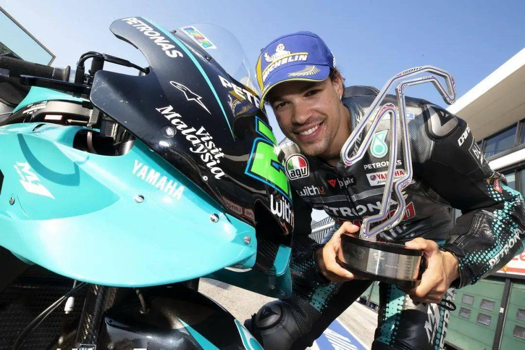 MotoGP圣马利诺站:新的冠军分享者莫比戴利