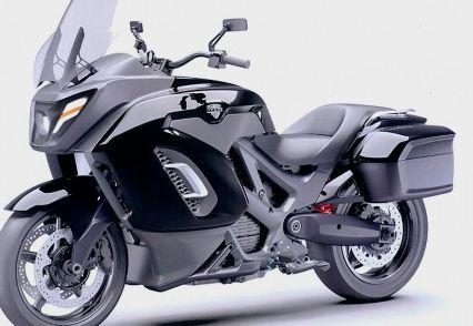 Aurus电动摩托车的第一批图像出现