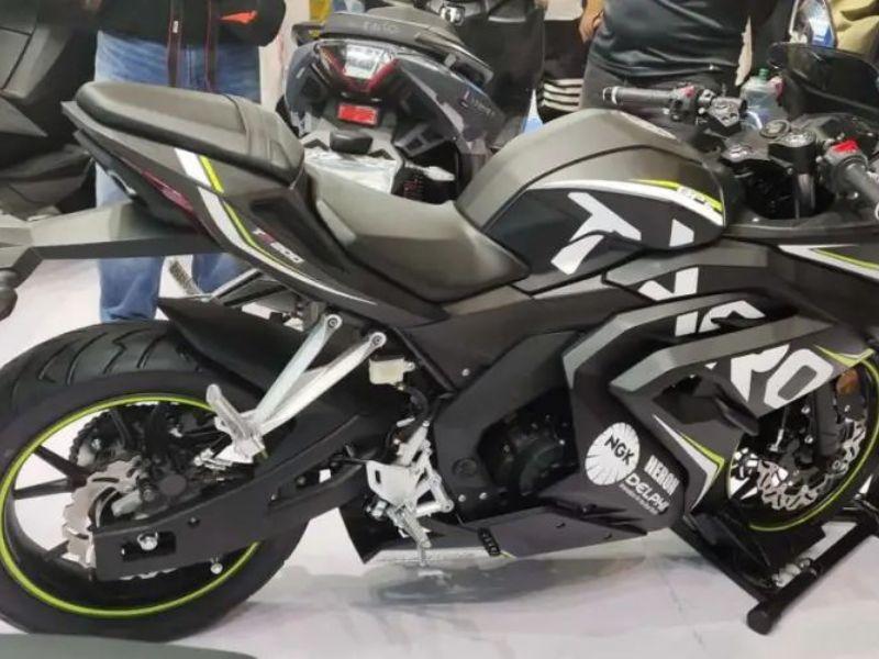 台荣新款GP2200R摩博会发布,GP1400R加量不加价