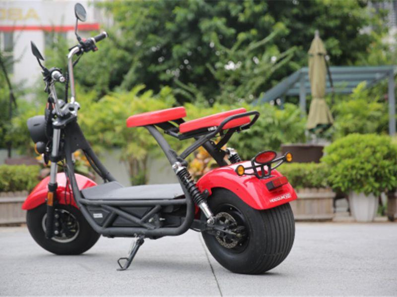 是运动巡航电动踏板?是两轮新物种颢晨XO