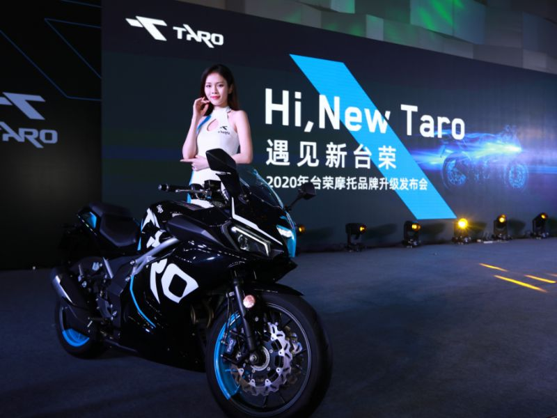 TARO新品发布双缸进阶跑车GP1400R加量不加价