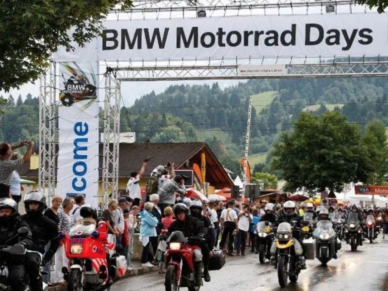 宝马摩托车节将于2021年移师柏林
