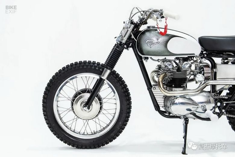 改�b�p析 | Triumph T100R