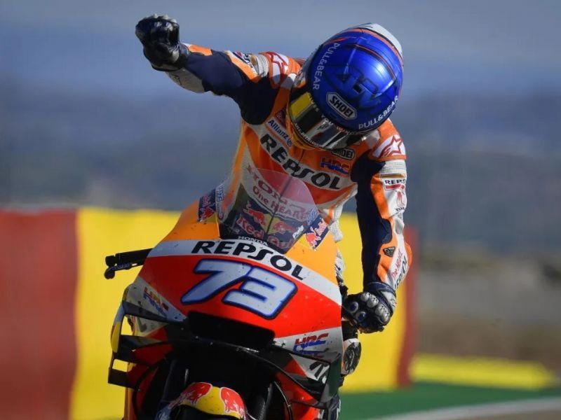 MotoGP阿拉贡站主场作战再次迎来惊喜!