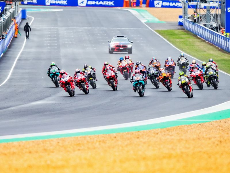 MotoGP�l�^��� 比��D集