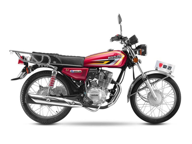豪进新时速HJ125-2F产品手册