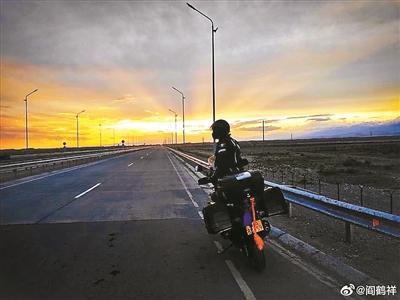 壮壮历险记骑着小摩托重走丝绸之路
