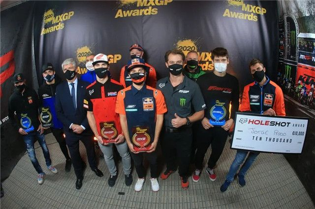 2020MXGP皮特莫拉特站赛况暨年度颁奖仪式
