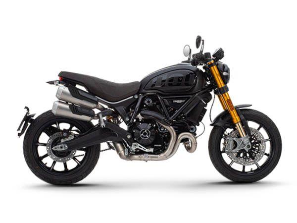 杜卡迪 Ducati Scrambler 1100 Sport PRO