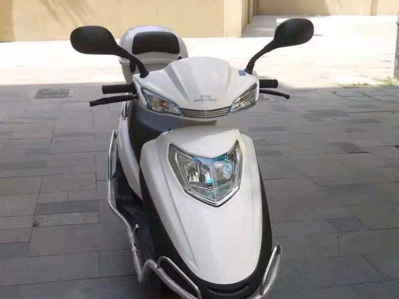 宗申优迪ZS125T-64国四电喷可上牌踏板摩托车…