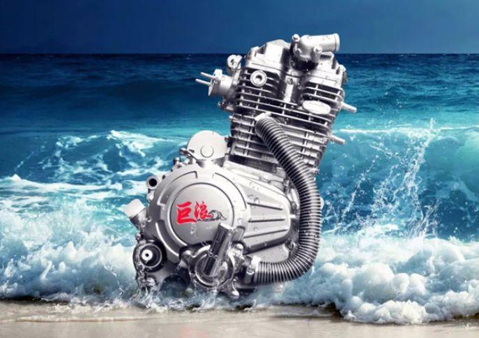 力帆巨浪系列发动机震撼上市