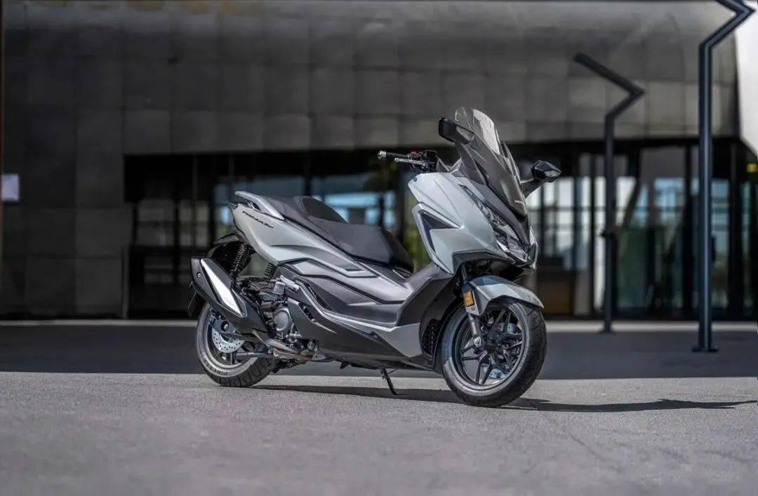本田佛沙350台湾上市售价约6.18万元RMB