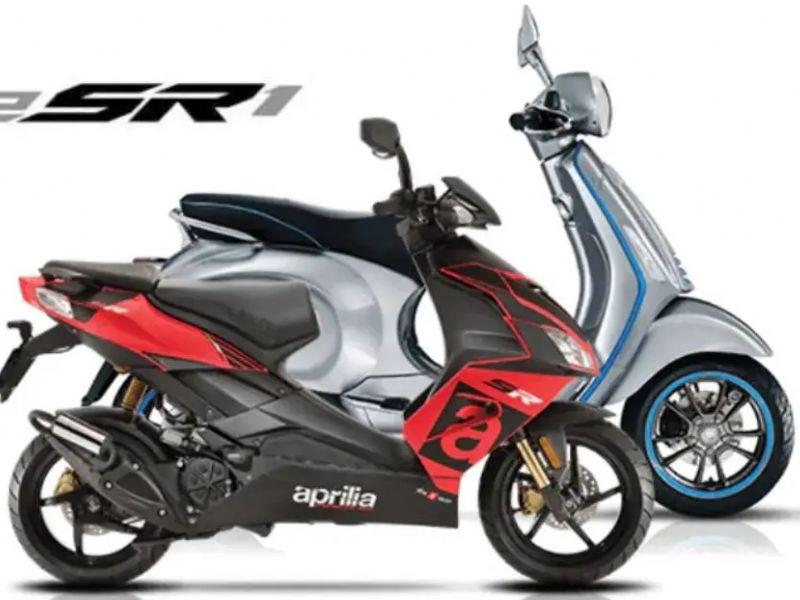 Aprilia将推出全新电动踏板eSR1 或会引进国内