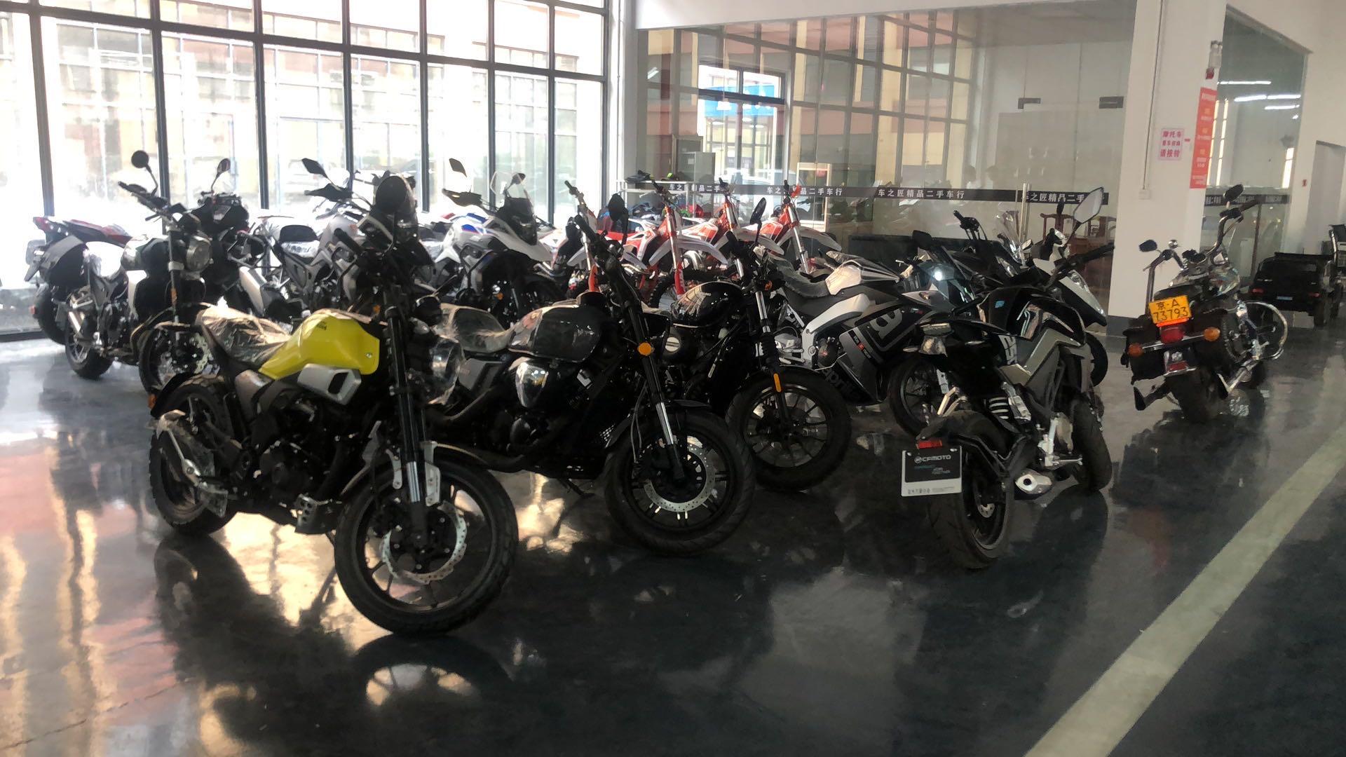 亳州市摩托帮机车店