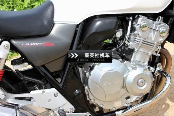 出售09年本田cb400四代摩托车跑车