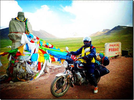 主题:新大洲本田锐猛小太子骑行西藏的感受