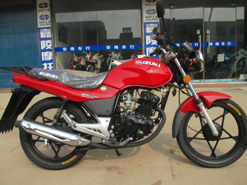 gx125摩托车直流点火器接线图