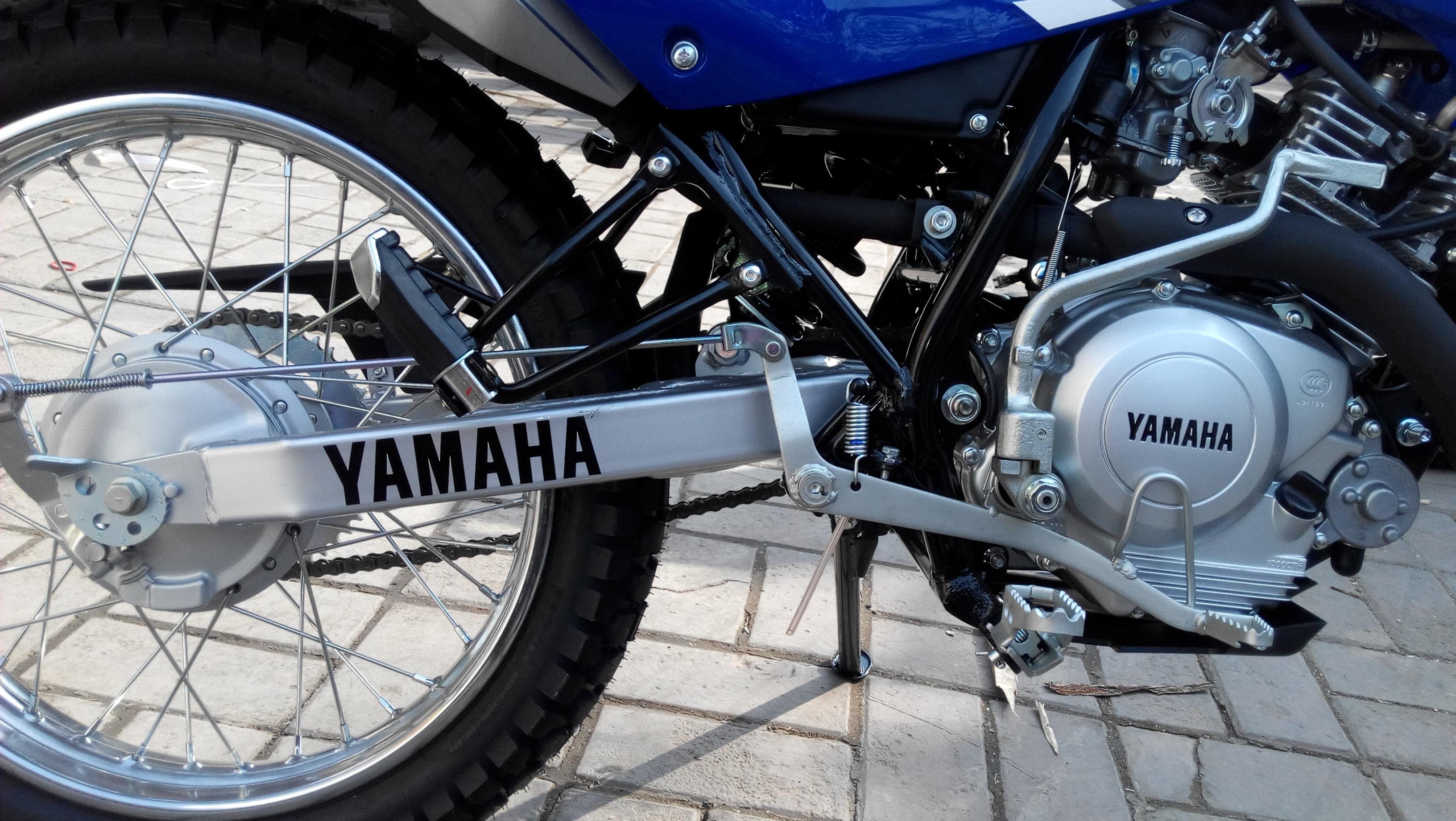 xtz越野摩托车 雅马哈原装正品