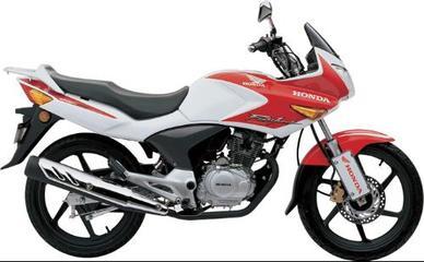 新大洲本田CB125X摩托车价格多少钱,参数怎么样