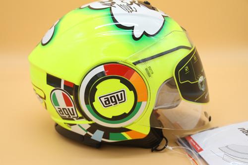 意大利agv半盔摩托车头盔_牛摩商城