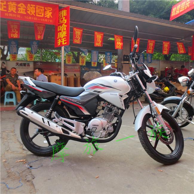 雅马哈jym125天剑ybr125摩托车