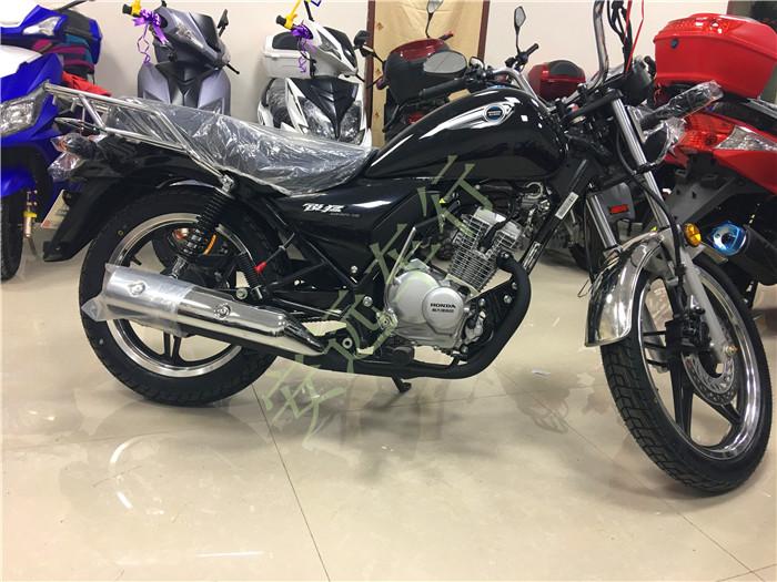 新大洲本田锐猛sdh125-58太子复古摩托车125cc全新原装正品特价