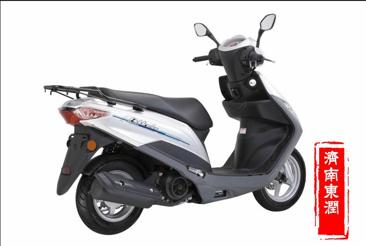 suzuki铃木 uu125t 优友uu125i 新款上市 电喷踏板摩托车