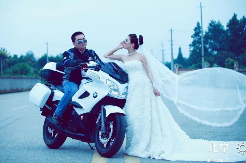 如果最爱的可以选两样,我选摩托和骑行