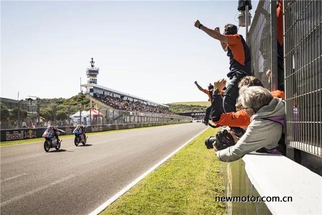 MotoGP西班牙站,KTM厂队满载而归