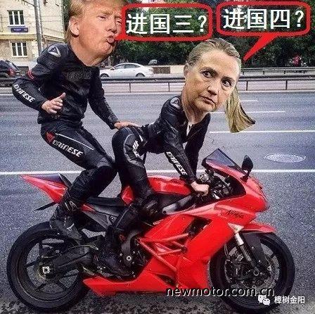 截止10月 中国摩托车内销市场跌幅超100万辆