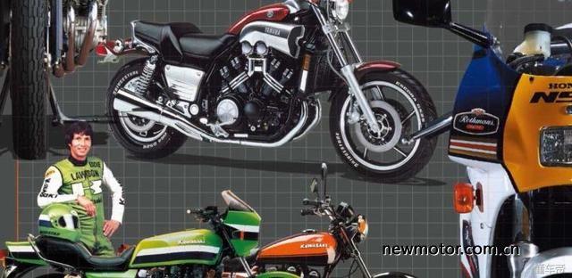 在那个热血年代日系摩托车的发家史