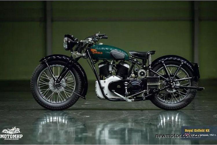 烧柴油的摩托老牌车厂这次真的玩得溜