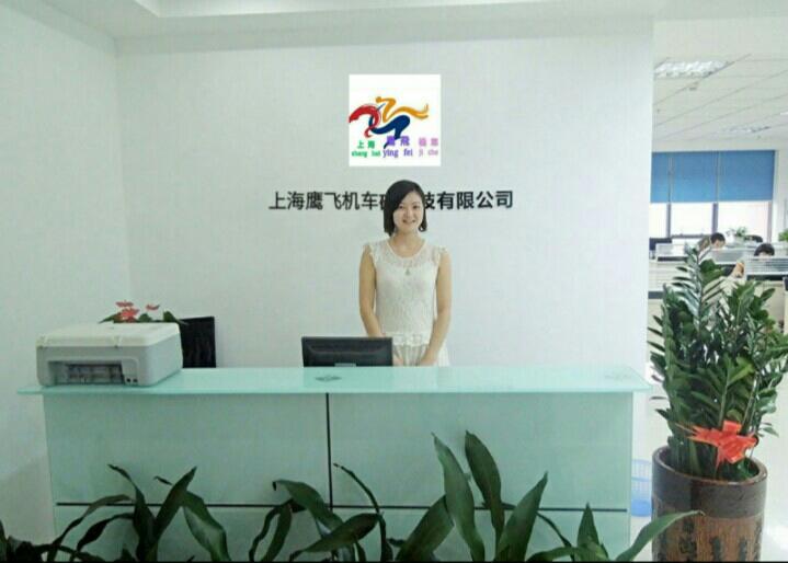 上海鹰飞机车有限公司