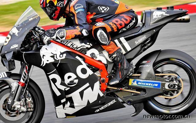 MotoGP技术杂谈:KTM 2020 RC16的变化