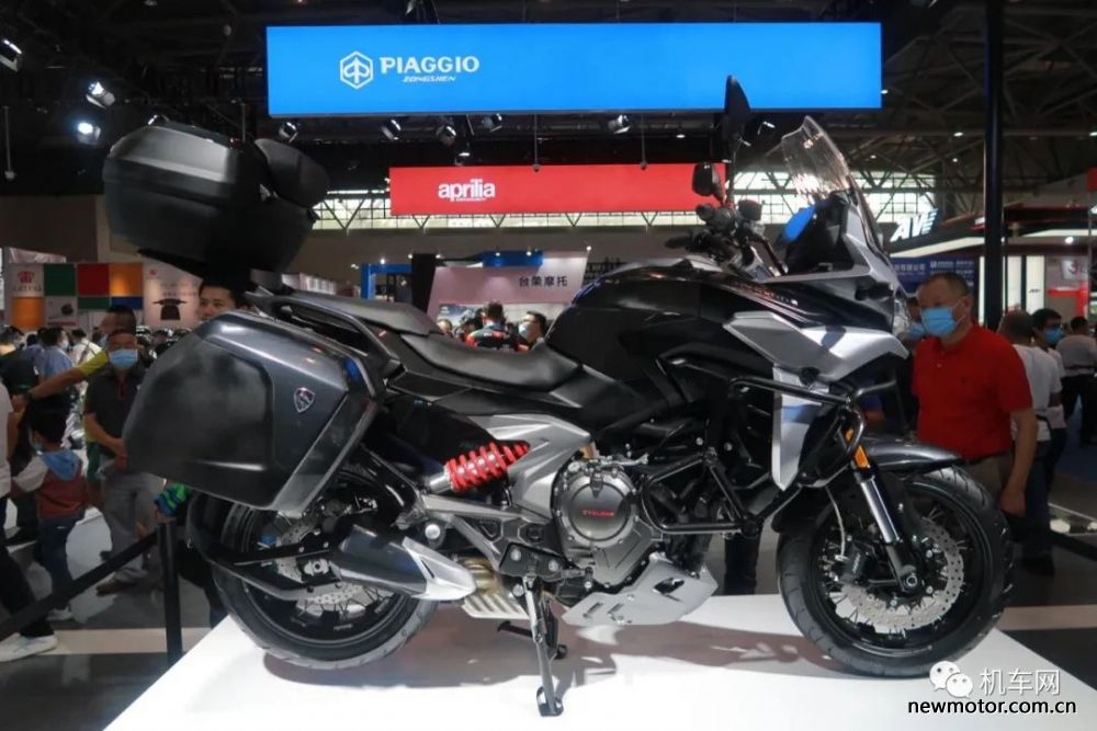 650cc双缸进口发动机,宗申到底打算怎么用?